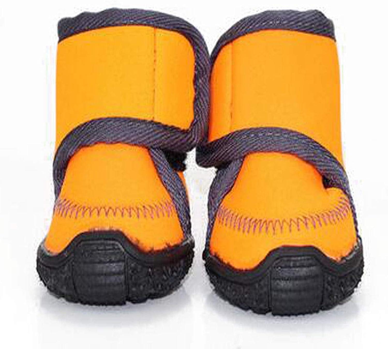 018502dd72f5 Qiyuezhuang Dog shoes, Sneakers, Medium Size, Large Waterproof ...