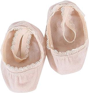 Andux Land 3 Pairs Soft Socks for Toddler Anti Slip Baby Socks