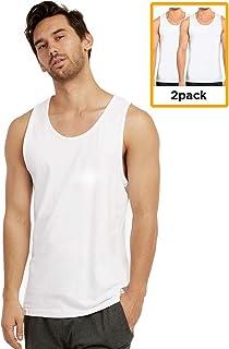 57775e9170 Amazon.com  Whites - Tank Tops   Shirts  Clothing
