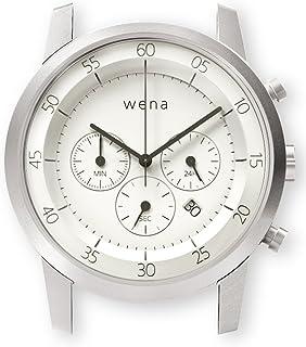 [wena project] Chronograph White Head WN-WC01W-H