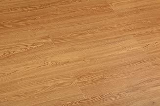 8.7mm Click Lock; 28 mil wear Layer; Luxury Vinyl Plank Flooring 100% Waterproof w/EVA underpad: $4.11/sqft - Gun Stock - 4 cartons(94.56 sqft)