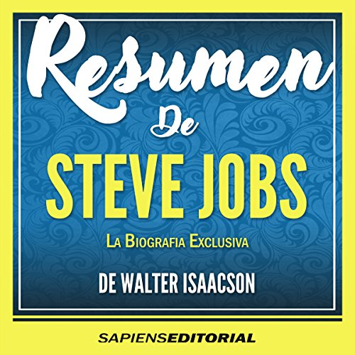 steve jobs biography summary Steve jobs, who owned 80% of the company, saw his net worth rise to over $15 billion – five times the money he had ever made at apple in the 1980s the studio merged with walt disney in 2006, making steve jobs disney's largest shareholder.
