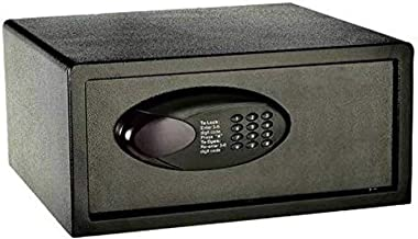 HDZWW Hotel Safes Digital Security Safe Box for Home Office Safety Key Lock and Password