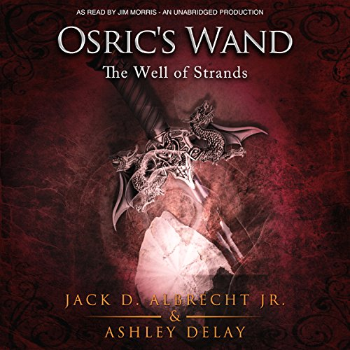The Well of Strands audiobook cover art