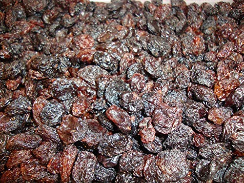 Uvas Pasas Negras Pack de 1 kg   Uvas Deshidratadas
