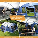 Zoom IMG-2 skandika milano 6 persone tenda