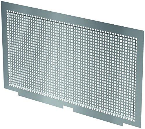 ACO 100x60cm Schutzgitter 36584 für Kippfenster Gitter Kellerfenster Laubschutz Fenstergitter