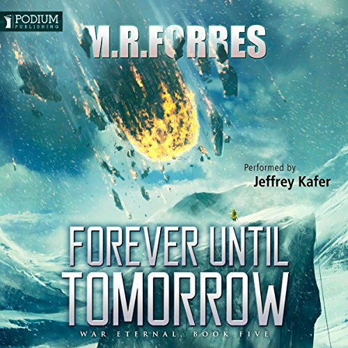 Forever Until Tomorrow cover art