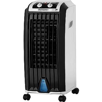 Deuba Climatizador móvil 4en1 ventilador humidificador ionizador ...