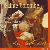 Concerts a Deux Violes Esgales 2 by M. Sainte-Colombe (2004-09-14)