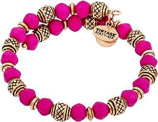 Season Of Serendipity Dragonfruit Electric Wrap Bracelet V17W20RG