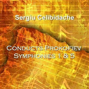 Prokofiev Symphony's 1 & 5