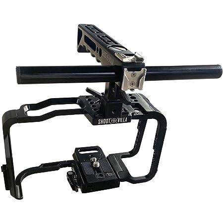 Shootvilla BMPCC-6K Blackmagic Design Pocket Cinema Camera 6K Full Camera Cage, (Model: SV-BMPCC-6K-C)