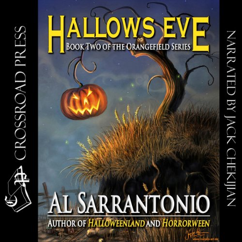 Hallows Eve audiobook cover art