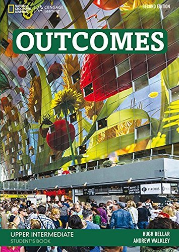 Outcomes 2nd Edition -Upper Intermediate: Student Book & Class DVD with Access Code
