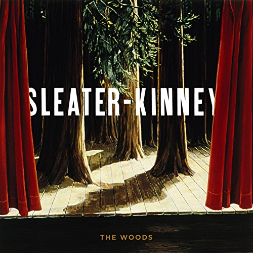 THE WOODS (IMPORT)