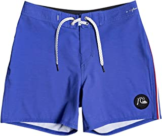 "Quiksilver Highline Piped 14"" - Boardshorts para Niños 8-16 EQBBS03477"