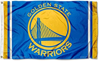 Wincraft NBA Golden State Warriors 3x5 Banner Flag