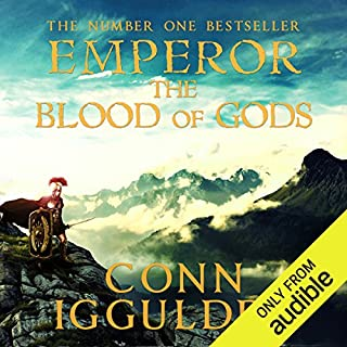 EMPEROR: The Blood of Gods, Book 5 (Unabridged)                   By:                                                                                                                                 Conn Iggulden                               Narrated by:                                                                                                                                 Michael Healy                      Length: 13 hrs and 49 mins     39 ratings     Overall 4.2