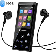 MP3 Player, 16GB MP3 Player with Bluetooth 4.2, Portable HiFi Lossless Sound MP3 Music..