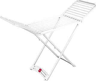 comprar comparacion Vileda Solar X-Legs - Tendedero de resina, Plástico, Blanco, 125.5 x 9.5 x 55 cm