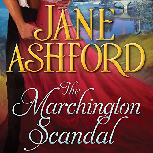 The Marchington Scandal audiobook cover art
