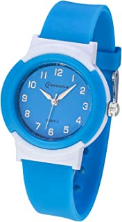 Kids Analog Watch Girls Boys,Child Waterproof Learning Time Wrist Watch with Soft Strap Easy to Read Time WristWatches for Kids as Gift