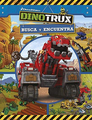 Busca y encuentra (Dinotrux. Actividades)