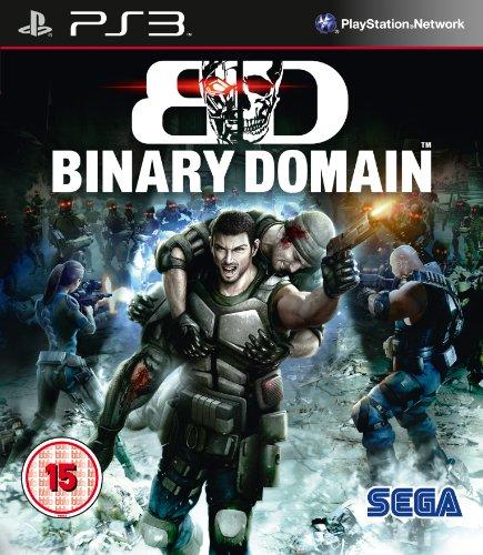 Binary Domain (PS3) [Edizione: Regno Unito]