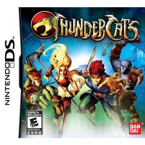Namco Bandai Games Thundercats - Juego (Nintendo DS, Acción / Aventura, E10 + (Everyone 10 +))