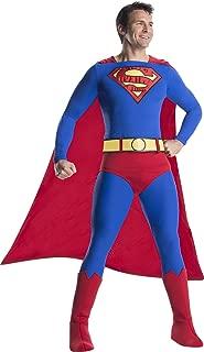 superman costume movie quality