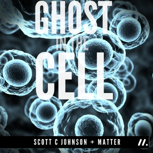 Ghost in the Cell audiobook cover art