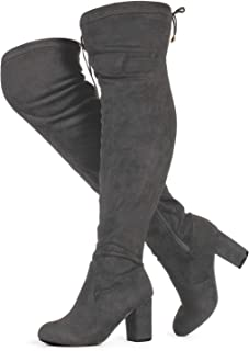 Best plus size tall boots Reviews