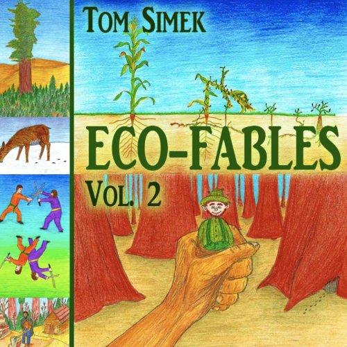 Eco-Fables: Green Stories for Children and Adults, Volume 2  By  cover art