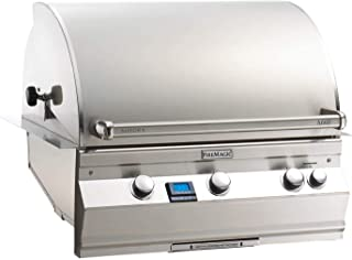 Fire Magic Aurora A660i 30-inch Built-in Propane Gas Grill With One Infrared Burner And Rotisserie - A660i-6l1p