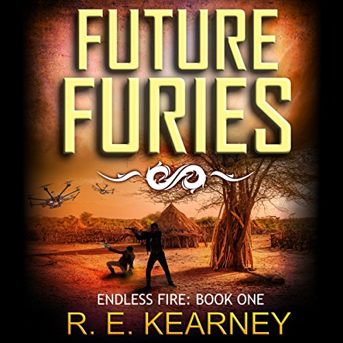 Future Furies audiobook cover art