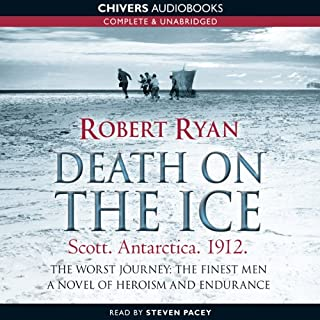 Death on the Ice cover art