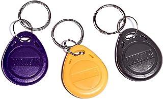 Lot de 3 badges compatibles avec les claviers Diagral DIAG45ACK, DIAG44ACK, TF310, TF410