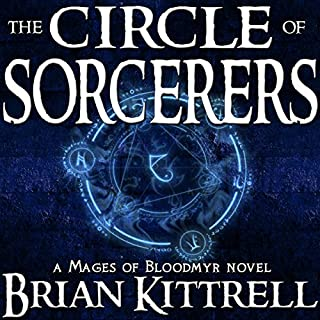 The Circle of Sorcerers audiobook cover art