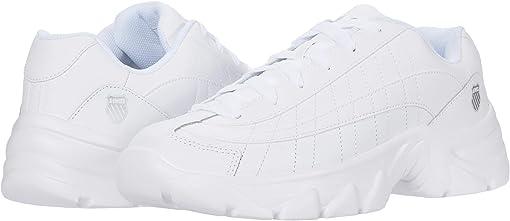 White/White/Silver