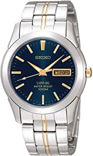 Seiko Men SGGA61P Year-Round Analog Quartz Multicolour Watch