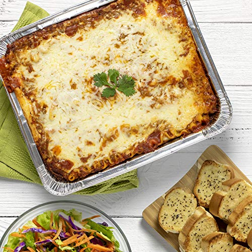Nestle Frozen Meal - Two-Pack Stouffers Lasagna with Meat Sauce 96 Ounce, Bulk Food, Family Dinner