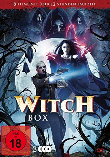 Witch Box [3 DVDs]
