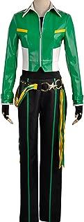 Ensemble Stars Meteor Midori Takamine Green School Uniform Costume