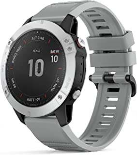 TUSITA QuickFit 22mm Watch Band for Garmin Fenix 5 Plus, Fenix 6 Pro Sapphire, Approach S60 S62 Bundle,Forerunner 935 945,...
