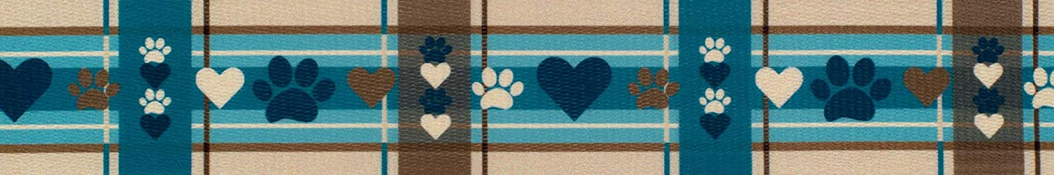 Country Brook Design - Dallas Mall 1 2 Picnic Puppy Webbing Polyester Inch Price reduction