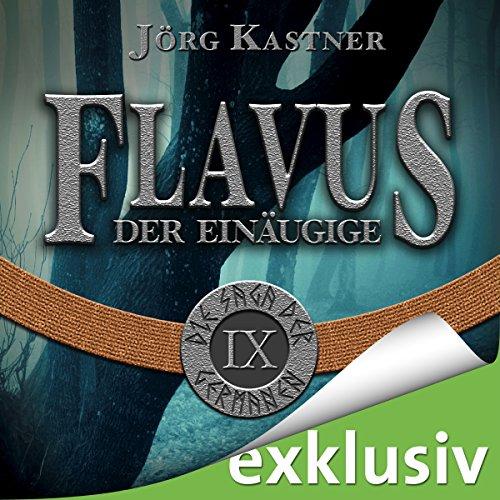 Flavus der Einäugige (Die Saga der Germanen 9) Titelbild