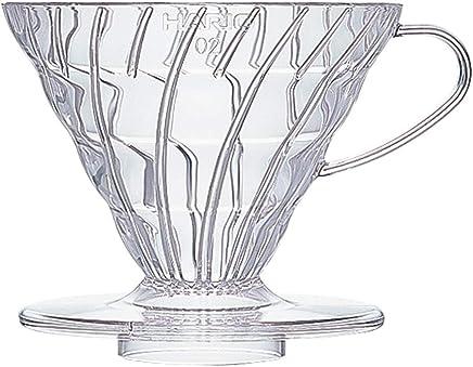 Coador de Café HARIO Transparente Até 4 Xícaras