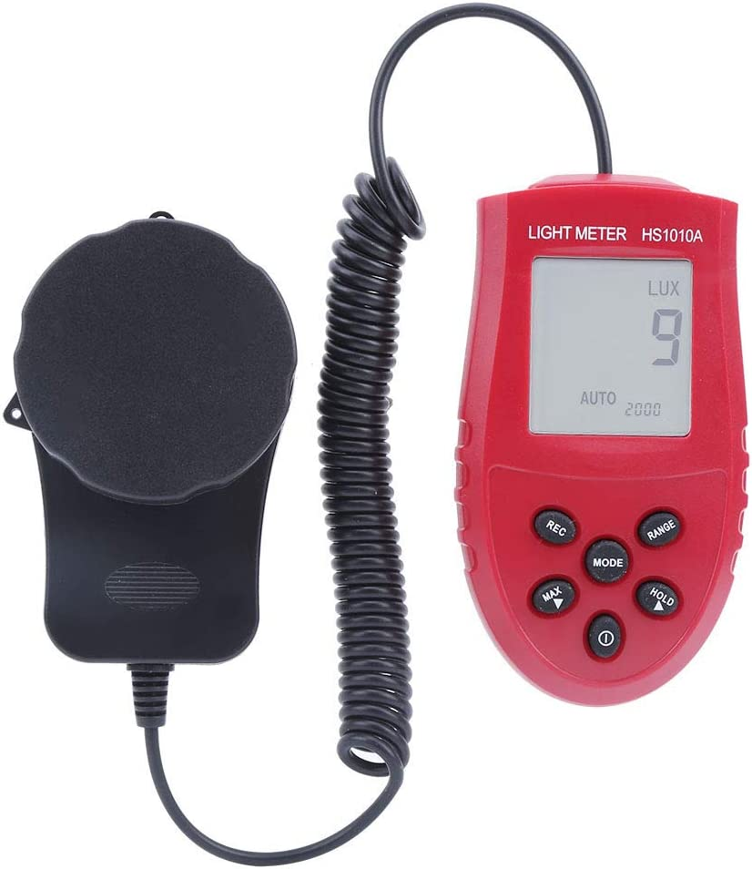 Our shop most popular HS1010A Handheld Light Meter 1LUX 0.1FC Times 2.0 Accuracy Seco It is very popular