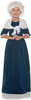 Martha Washington Childs Costume